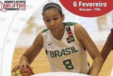 Seleção feminina de basquete inicia campanha rumo aos Jogos Olímpicos | Reprodução