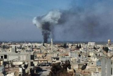 Ataque aéreo mata 29 soldados turcos na Síria | Aref Tammawi | AFP