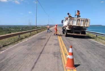 Sobradinho, Casa Nova e Sento-Sé são beneficiados com obras nas estradas