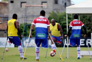 Futebol adaptado recebe apoio para as competições deste ano | Divulgação | EC Bahia