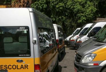 Transporte escolar vai passar por fiscalização | Bruno Concha | Secom