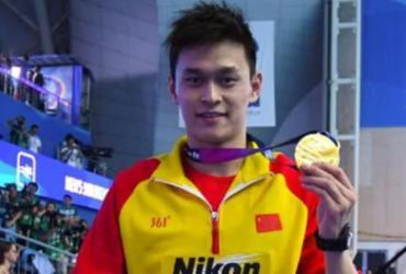 Nadador tricampeão olímpico é suspenso por oito anos | Reprodução | AFP