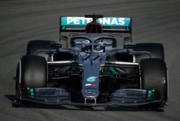 Bottas domina último teste da pré-temporada da Fórmula 1 | Joseph Lago | AFP