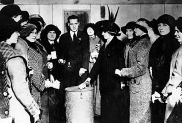 Conquista do voto feminino completa 88 anos | Reprodução