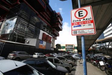 Zona Azul na Pituba e Itaigara passa a receber pagamento com cartões | Raphael Muller | Ag. A TARDE