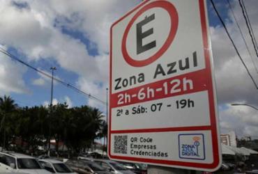 Cartão de débito e crédito vão ser aceitos em Zona Azul da Pituba e Itaigara | Raul Spinassé | Ag. A TARDE
