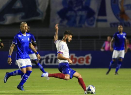 Bahia supera o CSA, conquista 1º triunfo fora de casa e assume vice-liderança | Ailton Cruz | Gazeta Alagoas