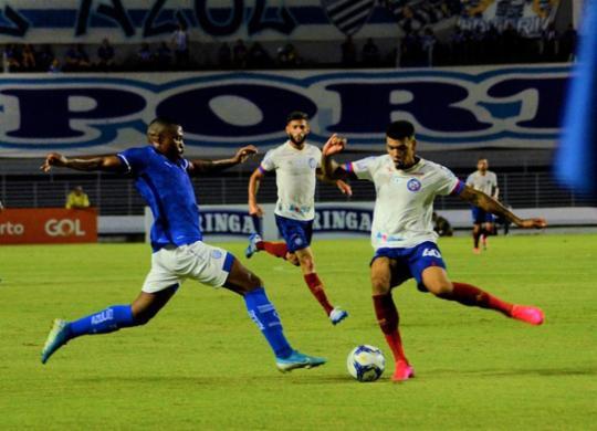Bahia supera o CSA, conquista 1º triunfo fora de casa e assume vice-liderança | Augusto Oliveira | CSA