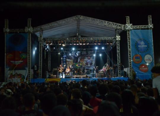 Palco do Rock chega à 26ª edição no Carnaval de Salvador | divulgação