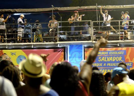 Motor da folia baiana, trio elétrico festeja 70 anos. Conheça história do maior símbolo do Carnaval | Shirley Stolze | Ag. A TARDE
