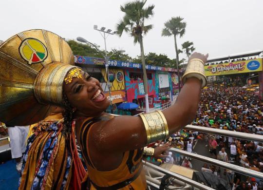 Saiba tudo o que rolou durante os seis dias da folia de Momo em Salvador | Rafael Martins | Ag. A TARDE