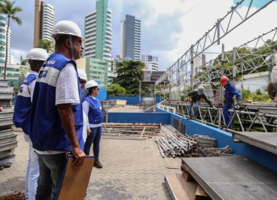 Estruturas do Carnaval têm até dia 11 para serem desmontadas | Secom