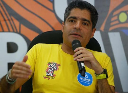 Carnaval de Salvador tem recorde de público com 16,5 milhões de pessoas | Rafael Martins | Ag. A TARDE