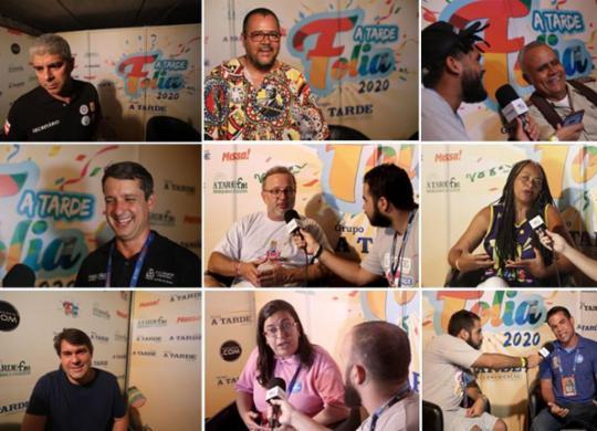 Grupo A TARDE expande cobertura do Carnaval | Fotos: Felipe Iruatã, Raphael Muller, Igor Barreto e Fabio Bastos | Ag. A TARDE
