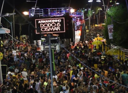 """""""Carnaval de Salvador está suspenso em fevereiro de 2021"""", confirma ACM Neto   Uendel Galter   Ag. A TARDE"""