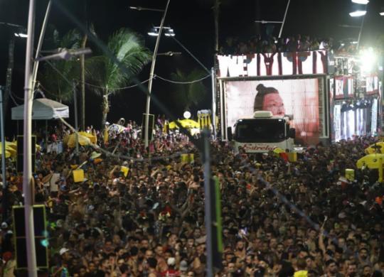 'Carnaval só poderá ocorrer com a população vacinada', afirma Bruno Reis | Uendel Galter | Ag. A TARDE