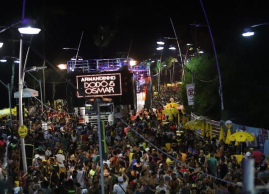 Salvador pode ter evento teste para definir realização de Reveillon e Carnaval | Uendel Galter | Ag. A TARDE