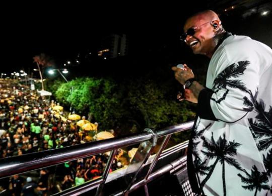 Fotogaleria: Pipoco do 'Gigante' arrasta multidão no circuito Orlando Tapajós | Felipe Iruatã | Ag. A TARDE