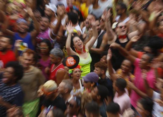 Números do Carnaval têm cálculos distintos   Rafael Martins   Ag. A TARDE