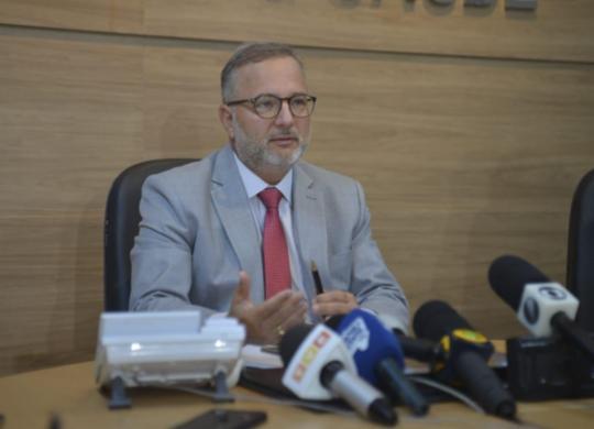Bahia encomendou teste de coronavírus dos EUA, revela Fábio Vilas-Boas | Shirley Stolze | Ag. A TARDE