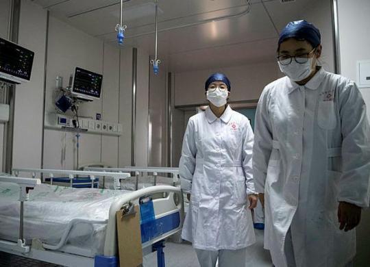 Número de mortes por coronavírus chega a 2.788 casos na China | Noel Celis | Pool | AFP