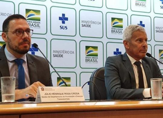 Número de casos suspeitos de coronavírus no Brasil cai para dois | Pedro Paulo Souza | Ascom MS