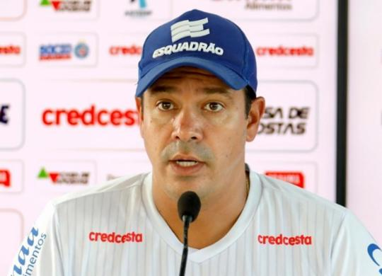 Preocupado com a falta de ritmo, Dado espera bom jogo no BaVI | Felipe Oliveira | EC Bahia