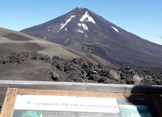 Expedição Chile: subida à Cratera Navidad, formada a partir de erupção vulcânica   Thaís Seixas   Ag. A TARDE