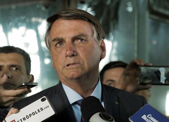 Bolsonaro rebate Rui Costa e chama Lula de 'bandido' | Valter Campanato | Agência Brasil