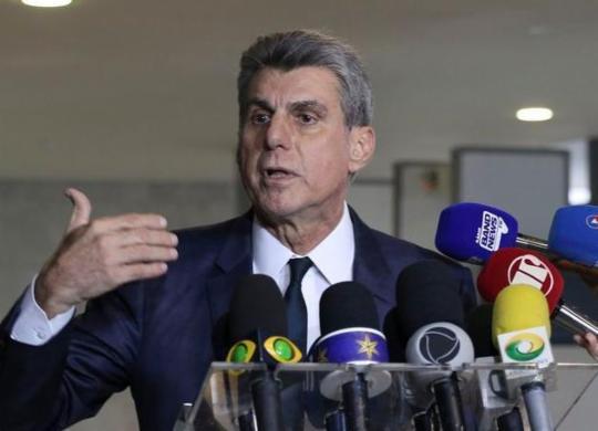 Lava Jato denuncia Jucá e Raupp por corrupção e lavagem de dinheiro | Valter Campanato | Agência Brasil