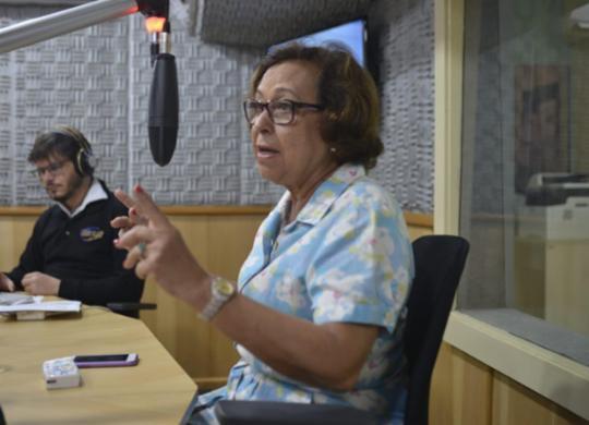 Lídice da Mata repudia vídeo que compara ministros da Corte e jornalistas a prostitutas | Shirley Stolze