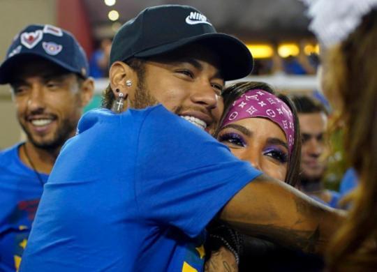 "Neymar brinca e anuncia que vai ""desfalcar"" o Carnaval | Mauro Pimentel | AFP"