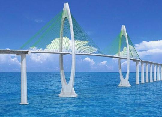 Ponte Salvador-Itaparica: técnicos chineses participam de reunião na Bahia | Divulgação