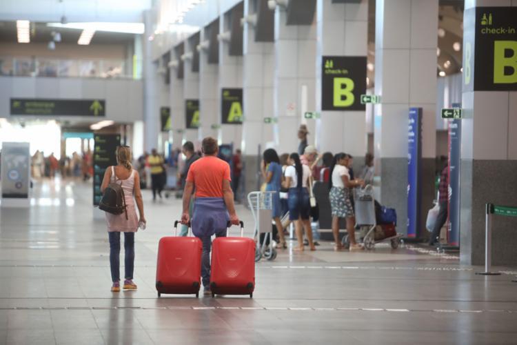 Na Bahia, o setor de turismo e viagens é o que mais tem sofrido os efeitos do coronavírus | Foto: Felipe Iruatã | Ag. A TARDE - Foto: Felipe Iruatã | Ag. A TARDE