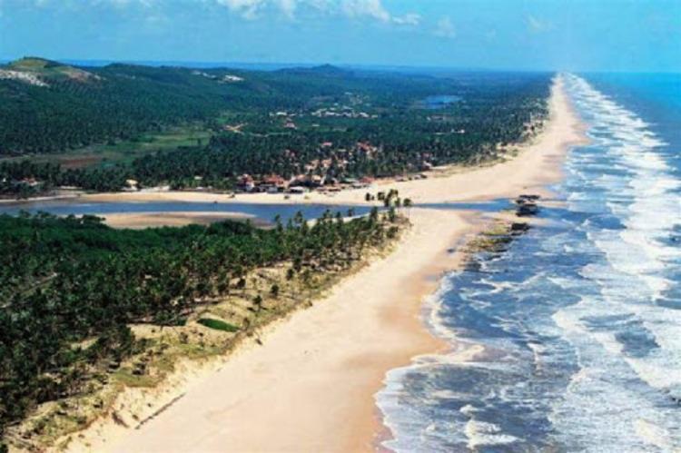 A construção do terminal no Conde deve estimular turismo na Costa do Sauípe e em Massarandupió   Foto: Reprodução - Foto: Reprodução
