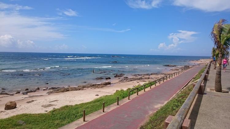 Corpo de Marcos Vinícius, de 23 anos, foi localizado no mar da Pituba, próximo à Arena Aquática - Foto: Reprodução