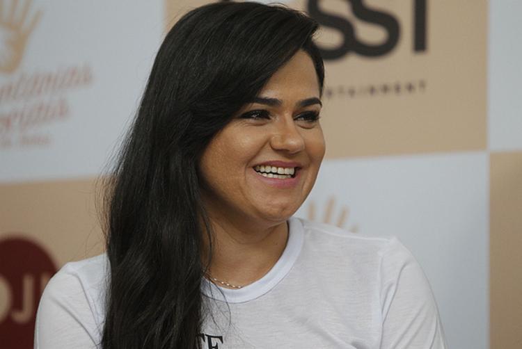 Aline Peixoto, primeira-dama do Estado e presidente das Voluntárias Sociais da Bahia - Foto: Amanda Oliveira | Divulgação