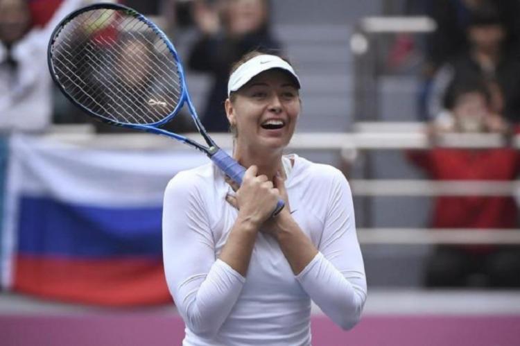 Russa pendura a raquete após série de lesões   Foto: Reprodução   AFP - Foto: Reprodução   AFP
