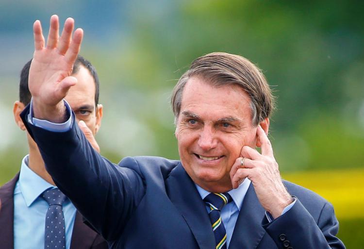 Bolsonaro criou clima de anti-investimento no país, por tensionar os investidores Os empresários não trabalham bem com a incerteza, gostam de planejar | Foto: Sergio Lima | AFP - Foto: Sergio Lima | AFP