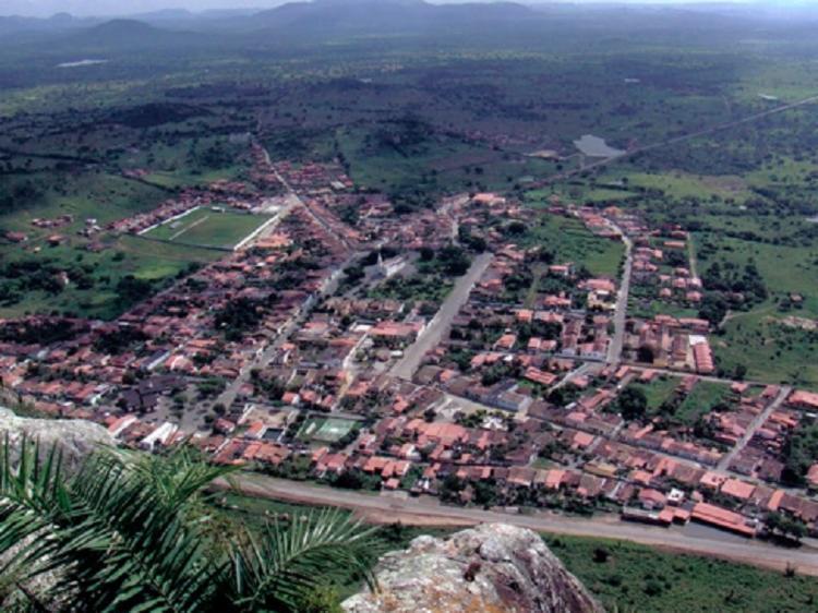O material foi levado para a Delegacia Territorial (DT) de Tanquinho | Foto: Reprodução - Foto: Reprodução