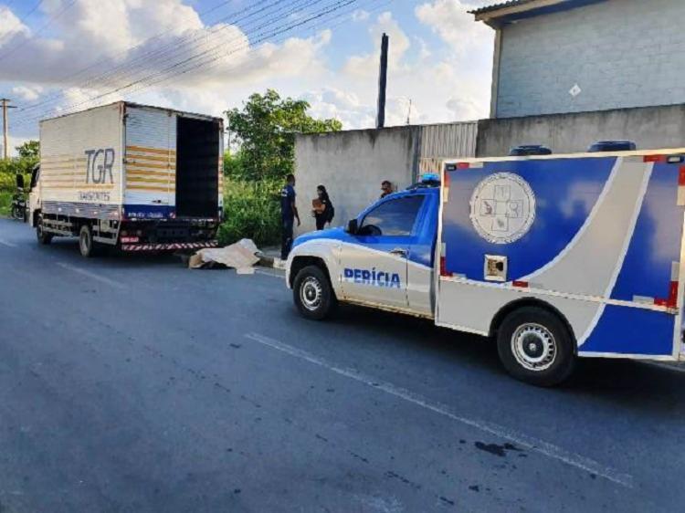 Caso foi registrado nesta terça-feira, 18, no bairro Papagaio | Foto: Aldo Matos | Acorda Cidade - Foto: Algo Matos | Acorda Cidade