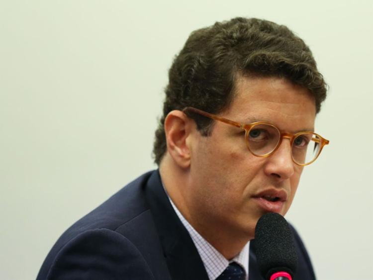 Anteriormente, o ministro do Meio Ambiente, Ricardo Salles já havia dado declarações polêmicas sobre o assunto | Foto: José Cruz | Agência Brasil - Foto: José Cruz | Agência Brasil