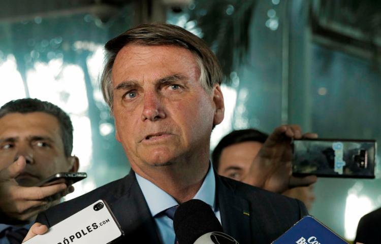 Presidente cometeu a ofensa nesta terça-feira, 18 | Foto: Valter Campanato | Agência Brasil - Foto: Valter Campanato | Agência Brasil