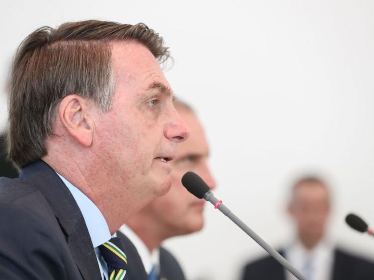 Presidente Jair Bolsonaro empossou ministros nesta terça, 18 | Foto: Marcos Corrêa | PR - Foto: Marcos Corrêa | PR