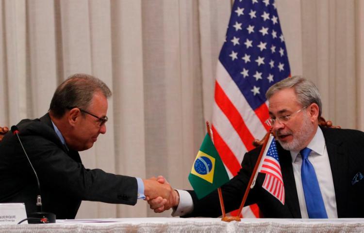 Documento visa a estreitar a colaboração para garantir a renovação de licenças   Foto: Tomaz Silva   Agência Brasil - Foto: Tomaz Silva   Agência Brasil