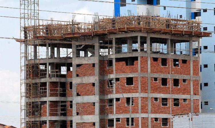 Caso a estimativa se confirme, essa será a maior expansão para a construção civil desde 2013 | Foto: Antônio Cruz | Agência Brasil - Foto: Antônio Cruz | Agência Brasil