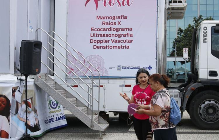 Exame é mais preciso que mamografia para detectar câncer de mama | Foto: Tomaz Silva | Agência Brasil - Foto: Tomaz Silva | Agência Brasil