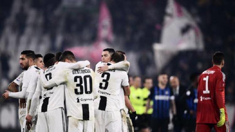 Partida Juventus x Inter será uma das cinco que não terá torcida | Foto: AFP - Foto: AFP