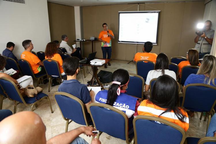 Companhia anunciou balanço em coletiva nesta terça-feira, 18   Foto: Divulgação - Foto: Divulgação
