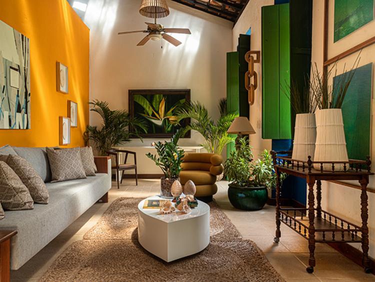 O Casarão do Barão, projeto do arquiteto Wesley Lemos | Foto: Divulgação | Gabriela Daltro - Foto: Divulgação | Gabriela Daltro